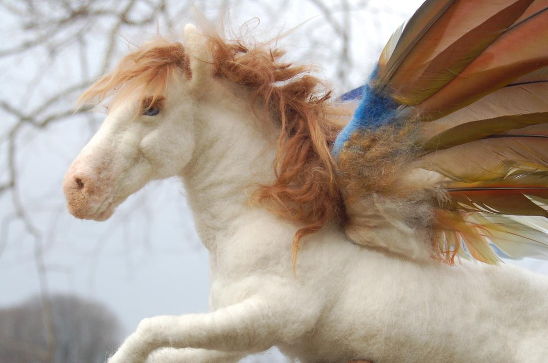 Pegasus by Sara Renzulli